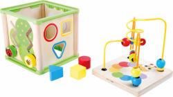 Circuits et jouets de motricité