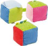 Cubes en tissu