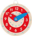 Horloges d'apprentissage