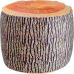 Tabouret Tronc d'arbre