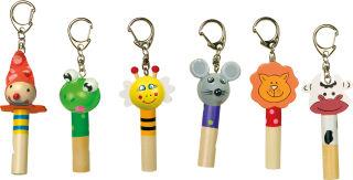 Porte-clés Flûtes