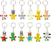 Porte-clés «Bébé animaux»