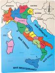 Puzzle Régions d'Italie