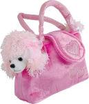 Caniche avec sac «Trixi»