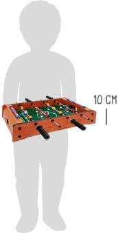 Baby-foot de table en bois