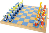 Jeu d'échecs « Chevaliers »