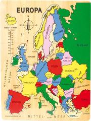 Puzzle «Europe»
