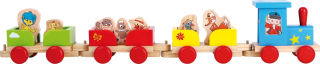 Notre marchand de sable Train