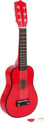 Guitare, rouge