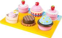 Cupcakes et gâteaux à coulot de