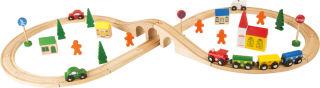 Chemin de fer «En huit»