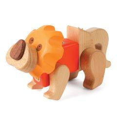 Kit de construction créatif «Lion»