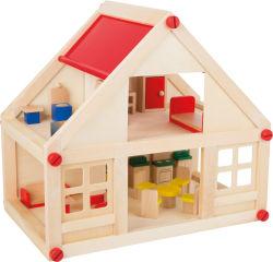 Maison d'habitation meublée