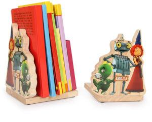 """Serre-livres """"Ritter Rost"""" Le Chevalier Rouillé"""
