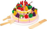 Gâteau d'anniversaire à découlot de