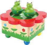 Boîte à musique «Danse des grenouilles»