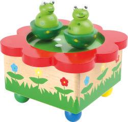 Boîte à musique Danse des grenouilles