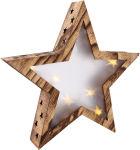 Étoile lumineuse, grand format