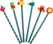 Crayons à papier  «Amis de la mer»