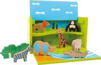 """Boîte de jeu """"Zoo"""""""