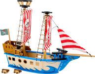 "Bateau de pirates ""Jack"""