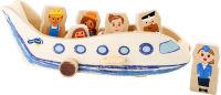 Avion en bois International