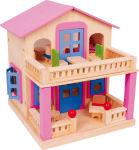Maison de poupée «Clara»