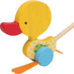 Animal à pousser Canard se dandinant «Tina»
