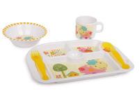 Vaisselle pour enfant  «Meilleurs amis»