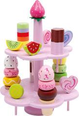 Présentoir à sucreries