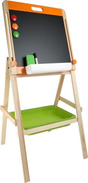 tableau craie et magnets achat vente small foot 10436. Black Bedroom Furniture Sets. Home Design Ideas