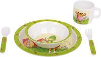 Vaisselle pour enfant  «Tobi et Lilly»
