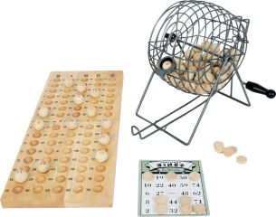 Jeu de bingo