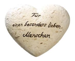 Cœur en céramique
