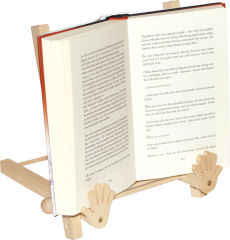 Lutrin de table pour livre