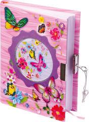 Journal intime Papillon