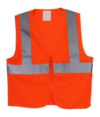 Gilet de sécurité pour enfants orange