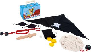 """Valise d'enfant """"Set de pirate"""""""