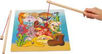 Puzzle pêche à la ligne Aquarium