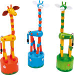 Poussoirs «Girafes Alfis»