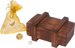 Boîte à astuce en bois