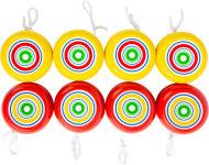 Yoyo, jaune & rouge