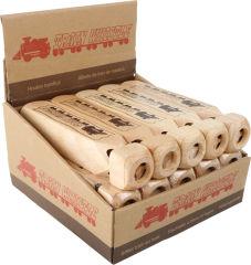 Présentoir Flûtes Locomotives en bois