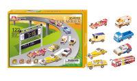 Puzzle 3D série de voitures, lot de 8