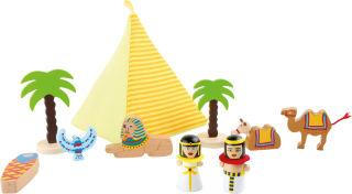 Univers de jeu Egypte