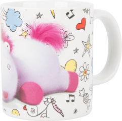 Tasse Minions / Fluffy la Licorne
