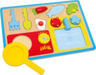 Puzzle «Déjeuner»