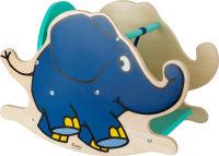 """""""L'éléphant"""" à bascule"""