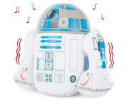 Peluche Star Wars R2D2 avec son et lumière
