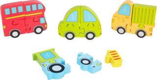 Set de puzzle Véhicules